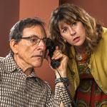 David Kiat and Patti Gardner