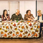 Meredith Bartmon, Alex Alvarez, Diana Garle, Michael Gioia, Elizabeth Dimon and Carol Caselle