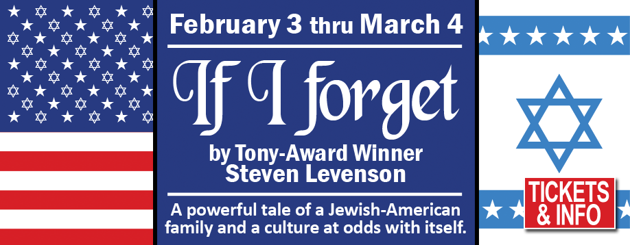 Tickets for IF I FORGET