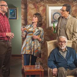 Gregg Weiner, Patti Gardner, David Kwiat and George Schiavone