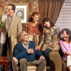 Gregg Weiner, David Kwiat, George Schiavone, Margery Lowe, Patti Gardner and Ame Livingston