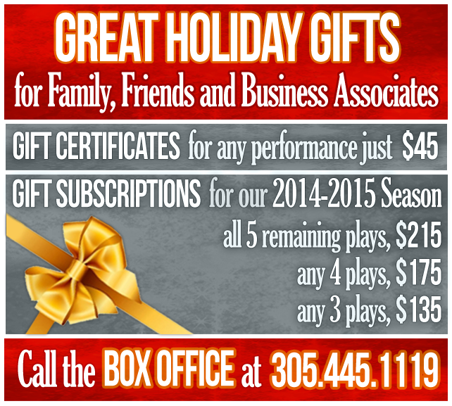 Holiday Subscriptions