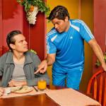Arturo Fernandez and Alex Alvarez