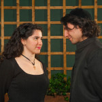 Hannah Benitez and Abdiel Vivancos