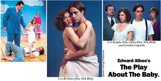 Edward Albee's Play About the Baby