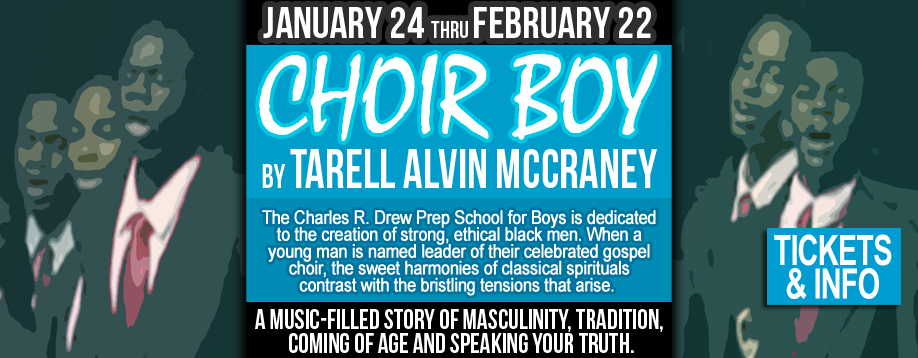 Choir Boy by Tarell Alvin McCraney